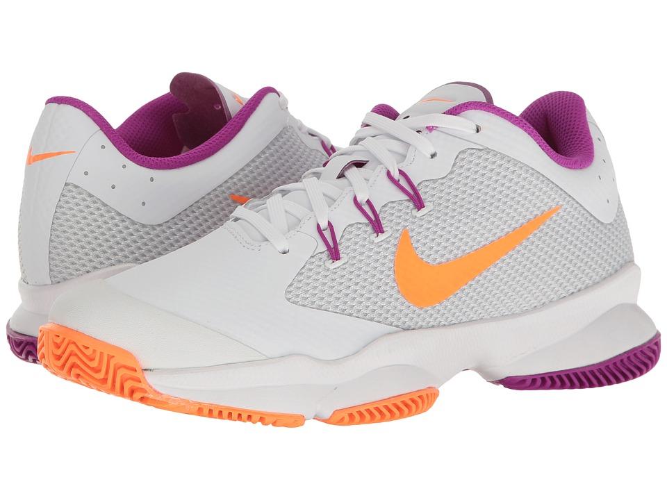 Nike Air Zoom Ultra (White/Tart/Pure Platinum/Vivid Purple) Women