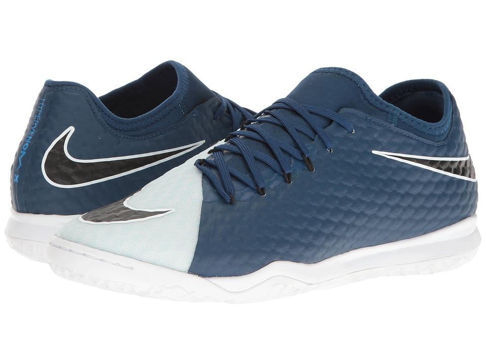 Nike HypervenomX Finale II IC (Photo Blue/Black/Blue Tint/White) Men