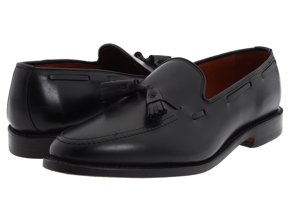 Allen Edmonds - Grayson (Black Custom Calf) Mens Slip-on Dress Shoes