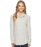 Lucky Brand - Side Zip Turtleneck