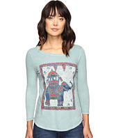 Lucky Brand - Elephant Ride Tee
