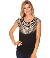 Lucky Brand - Wing Neckline Tee
