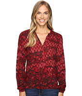 Lucky Brand - Floral Blouse