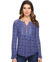 Lucky Brand - Drop Needle Knit Top
