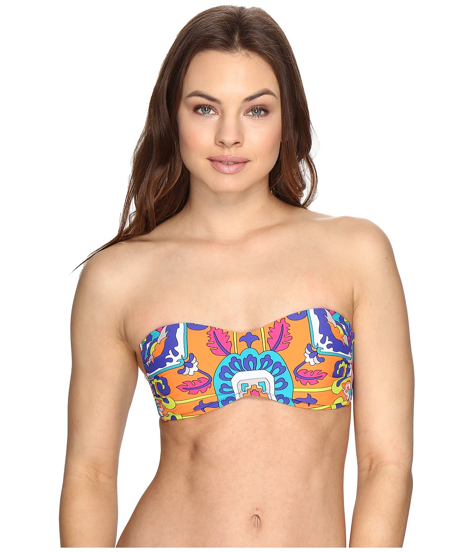 Trina Turk - Tapestry Bandeau Top