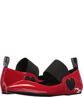 LOVE Moschino - Ballerina Shoe w/ Strap