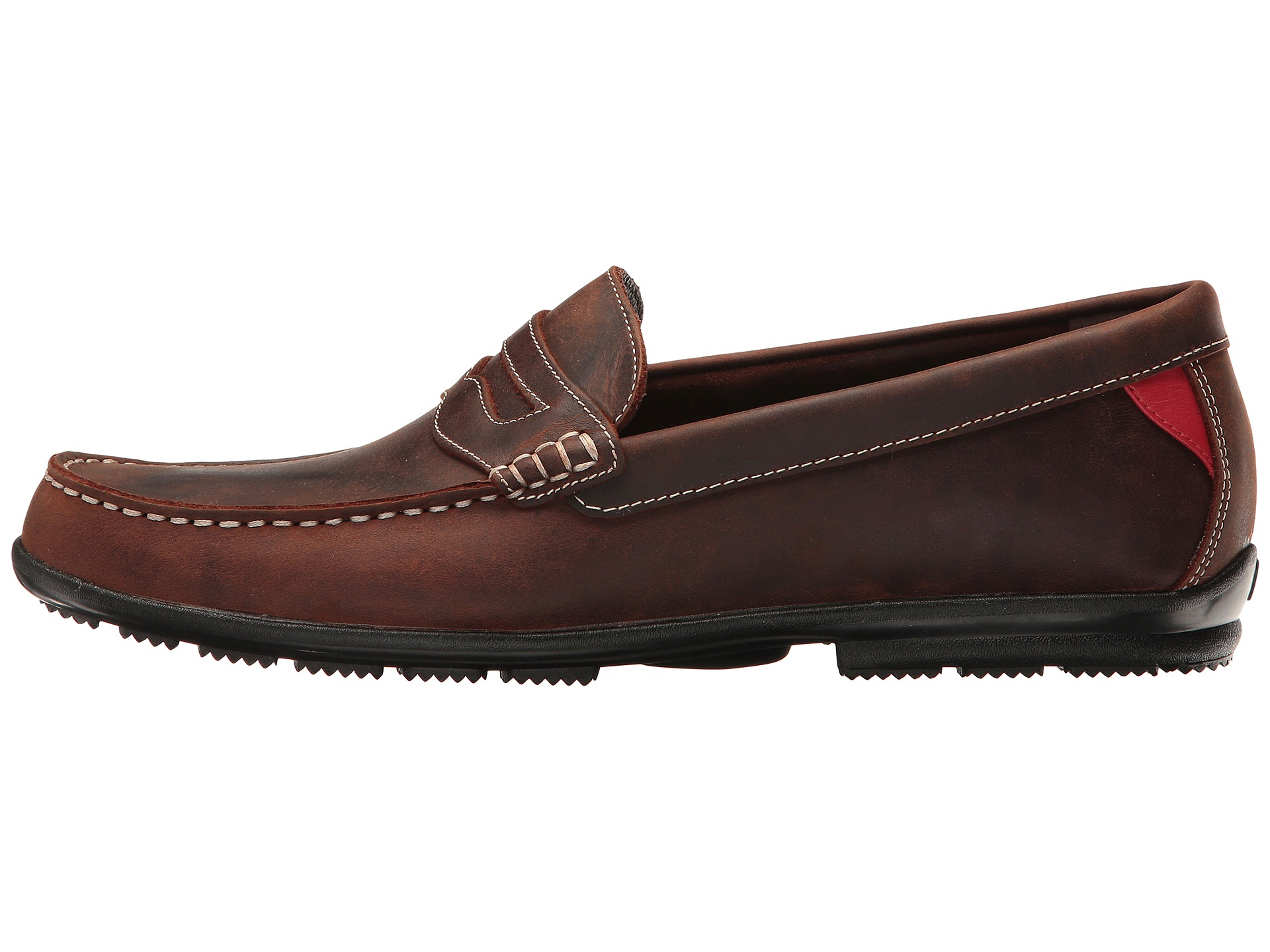Footjoy Club Casuals Handswen Penny Loafer At Zappos Com