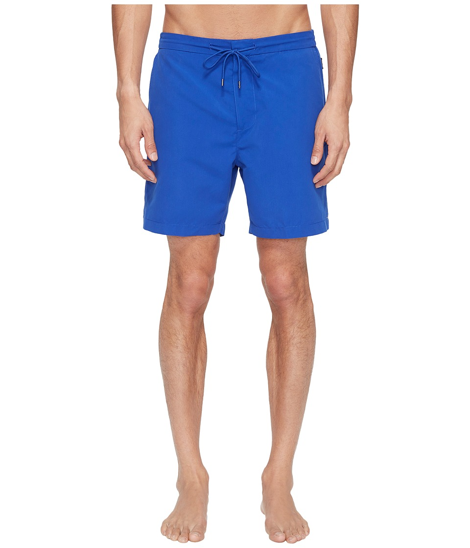 Jack Spade Elasticated Boardshorts (Royal Blue) Men