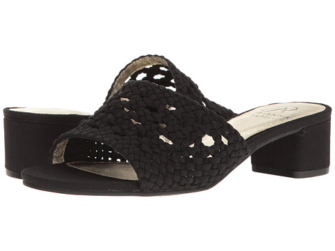 Adrianna Papell Talulah - Black Reese Canvas