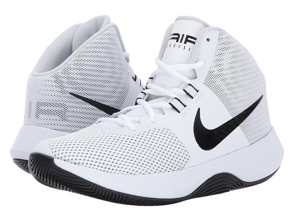 Nike Air Precision (White/Black/Cool Grey/Pure Platinum) Women