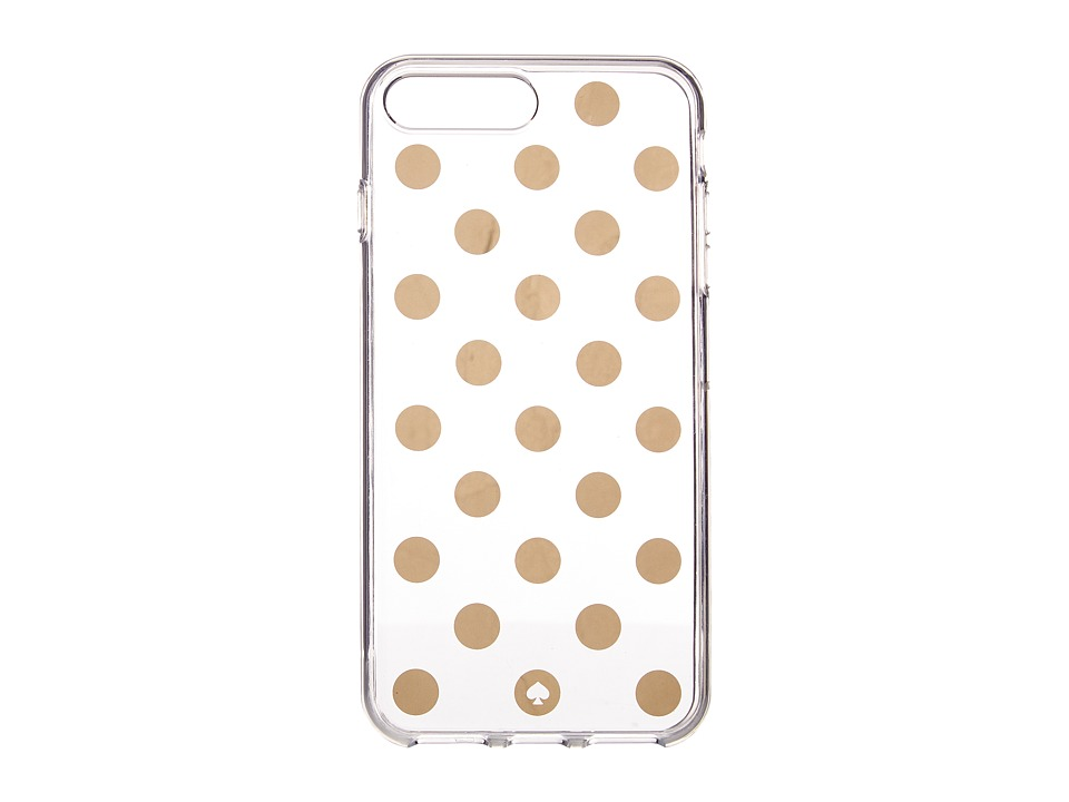 Kate Spade New York - Le Pavillion Phone Case for iPhone(r) 7 Plus (Clear Multi) Cell Phone Case