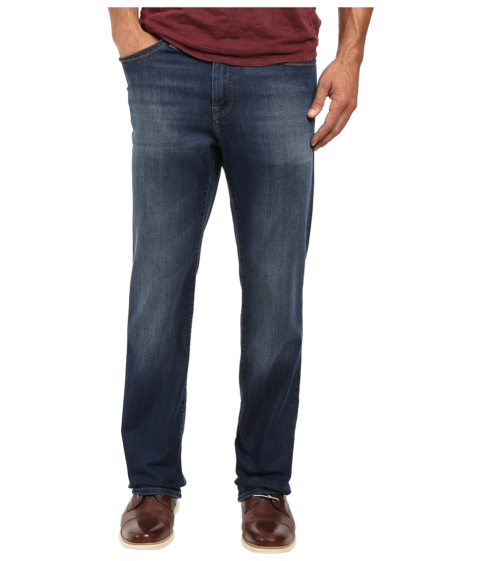 Image of 34 Heritage - Charisma Classic Fit in Mid Vintage (Mid Vintage) Men's Casual Pants