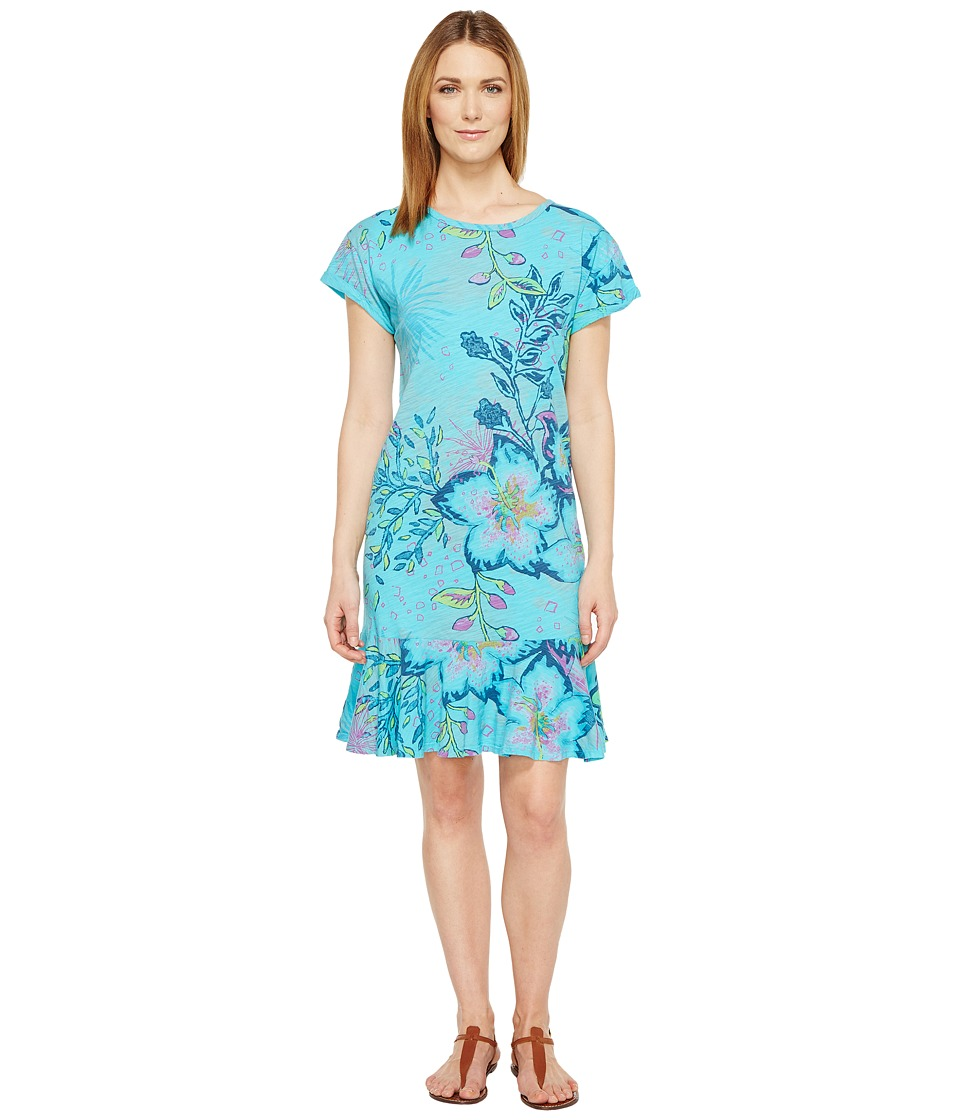 Fresh Produce - Cabana Bright Reef Dress