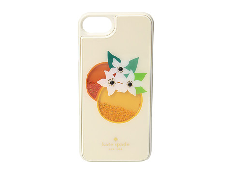 Kate Spade New York Orange Shaky Gems Phone Case for iPhone® 7