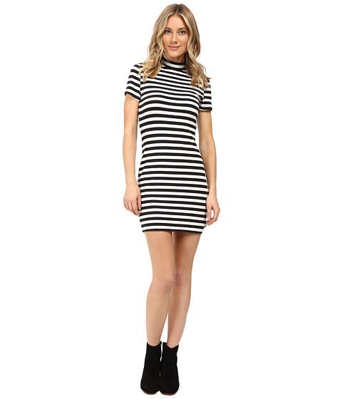 Vans Abbott Stripe Dress - White Sand