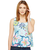 Fresh Produce - Cabana Bright Boxy Tank Top
