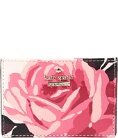 Kate Spade New York - Cameron Street Roses Card Holder
