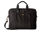 Kate Spade New York - Classic Nylon Laptop Commuter Bag Laptop Case