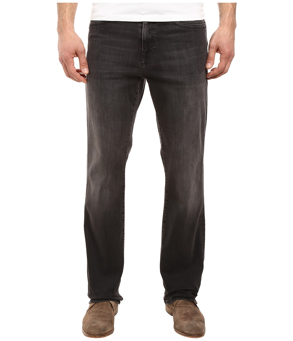 Image of 34 Heritage - Charisma Classic Fit in Coal Soft Comfort (Coal Soft Comfort) Men's Casual Pants