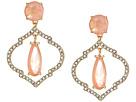 Lantern Gems Drop Earrings