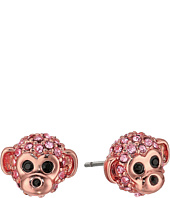 Kate Spade New York - Rambling Roses Monkey Studs Earrings