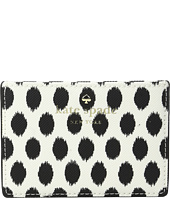 Kate Spade New York - Harding Street Ikat Dot Card Holder