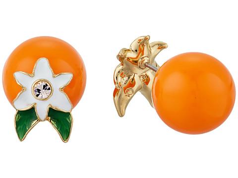 Kate Spade New York Citrus Crush Reversible Earrings