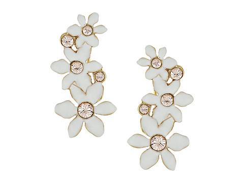 Kate Spade New York Citrus Crush Ear Pins Earrings