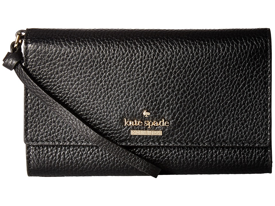 Kate Spade New York - Jackson Street Malorie (Black) Wallet