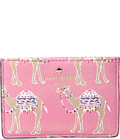 Kate Spade New York - Spice Things Up Camel March Card Holder
