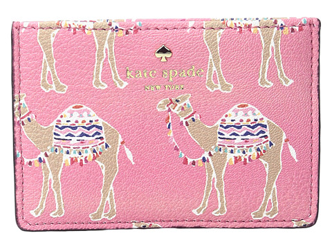 Kate Spade New York Spice Things Up Camel March Card Holder