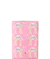 Kate Spade New York - Spice Things Up Camel March Passport Holder