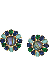 Kate Spade New York - Peacock Way Studs Earrings