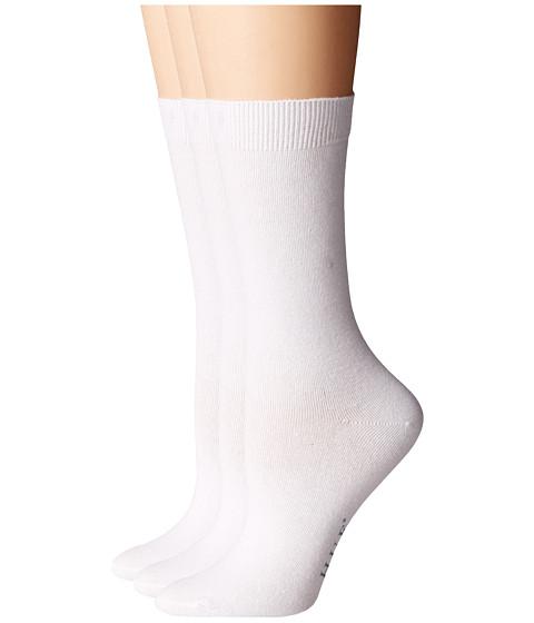 HUE Basic Anklet 3-Pack - White
