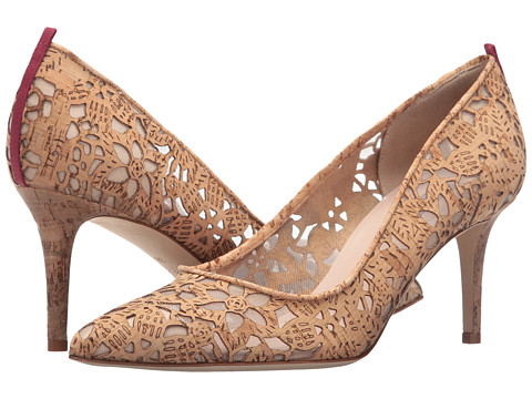 SJP by Sarah Jessica Parker Fawn 70mm - Marylou Tan Laser Cork