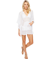 La Blanca - Beyond The Beach Hooded Poncho Cover-Up