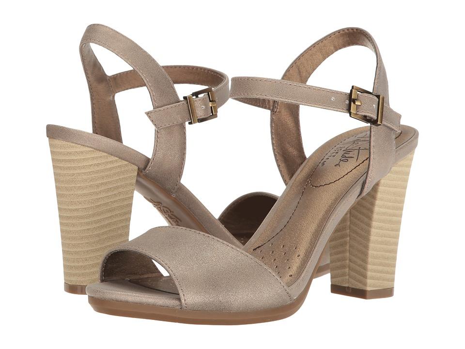 LifeStride Navina (Champagne) Women's Sandals