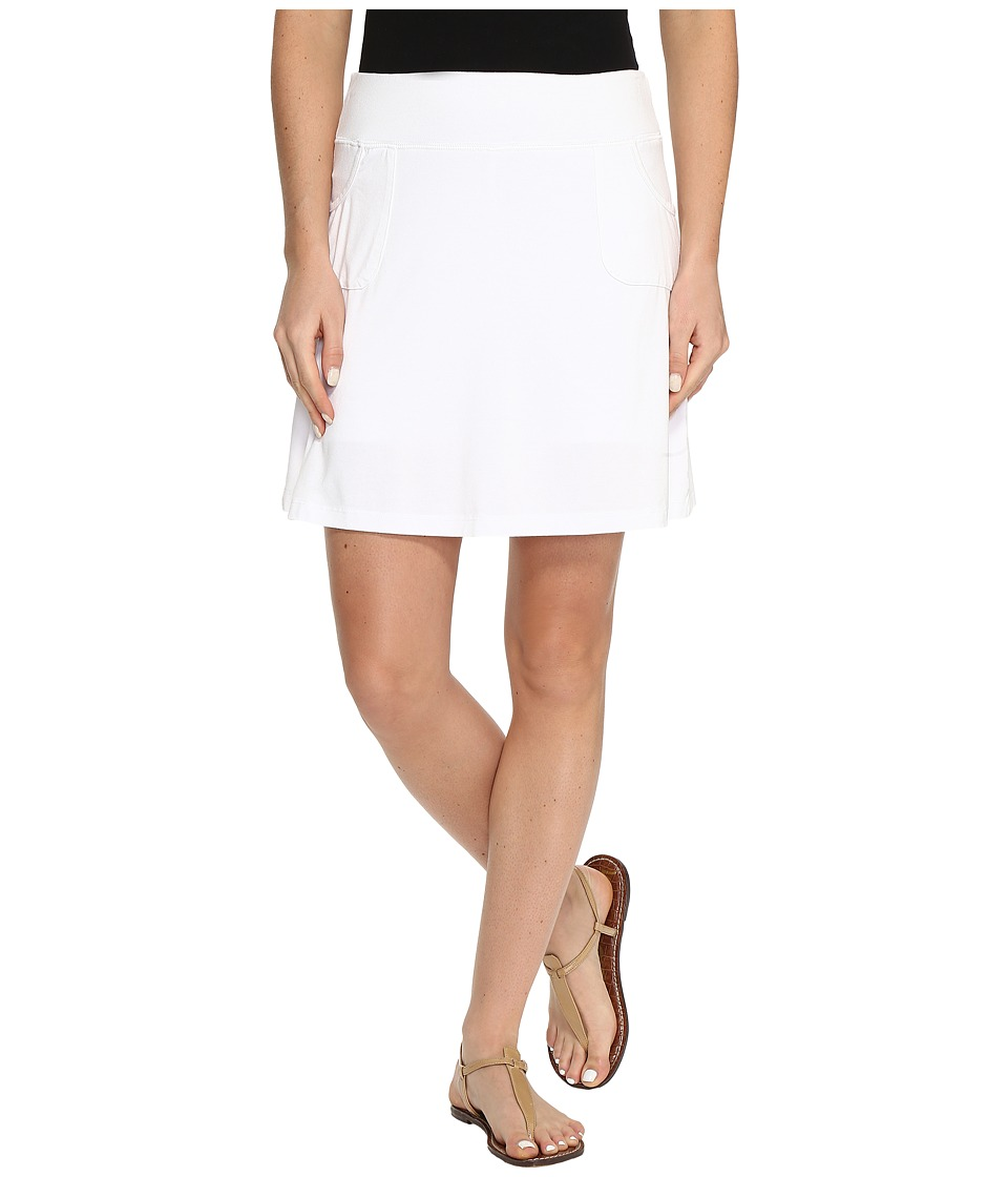 Fresh Produce - City Skort (White) Womens Skort