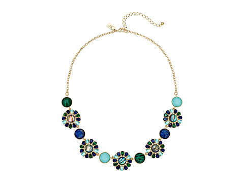 Kate Spade New York Peacock Way Short Necklace
