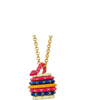 Kate Spade New York - Spice Things Up Snake Locket Necklace