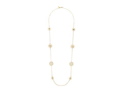 Kate Spade New York Golden Garden Scatter Necklace
