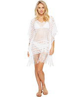 La Blanca - Crystal Cove Crotchet Tunic Cover-Up