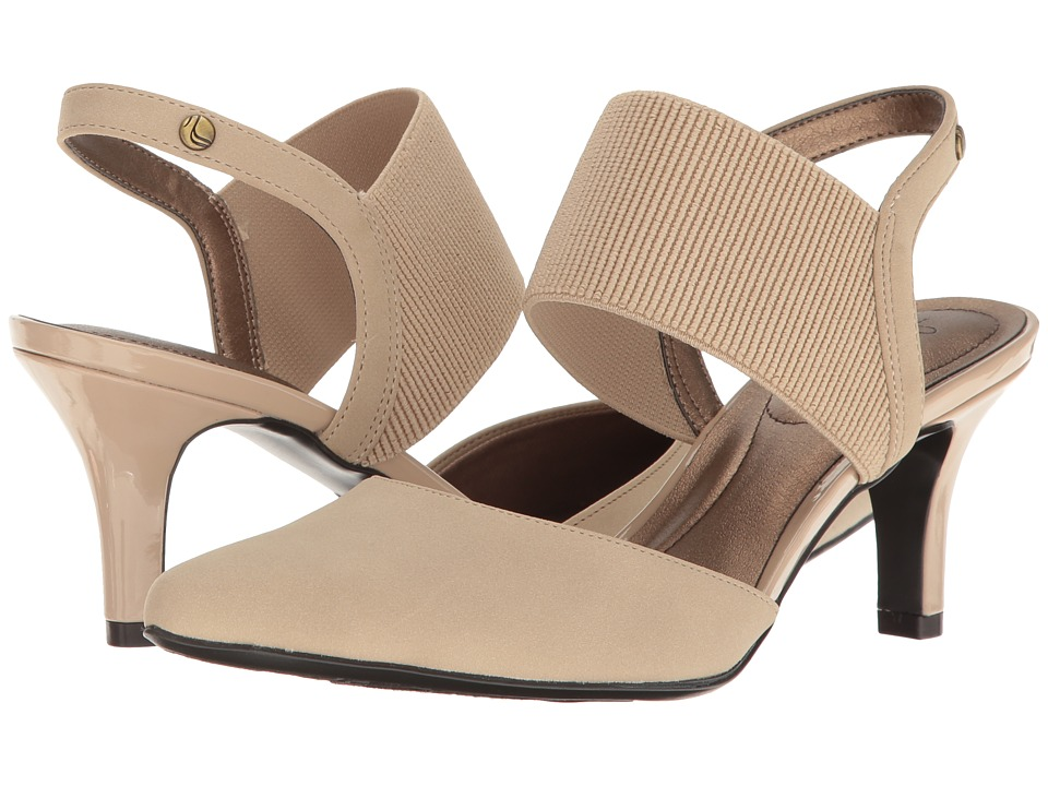 LifeStride - Solace (Taupe) High Heels