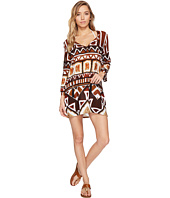 La Blanca - Tanzania Tribe Tunic Cover-Up