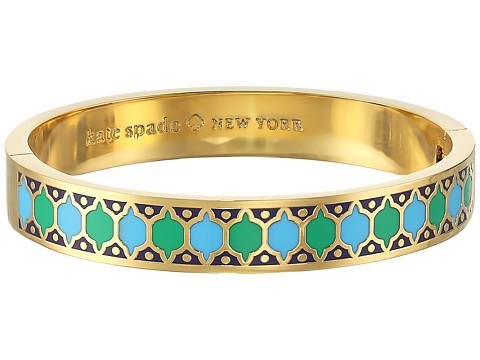 Kate Spade New York Idiom Bangles Mint Condition - Hinged Bracelet