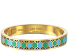 Kate Spade New York - Idiom Bangles Mint Condition - Hinged Bracelet