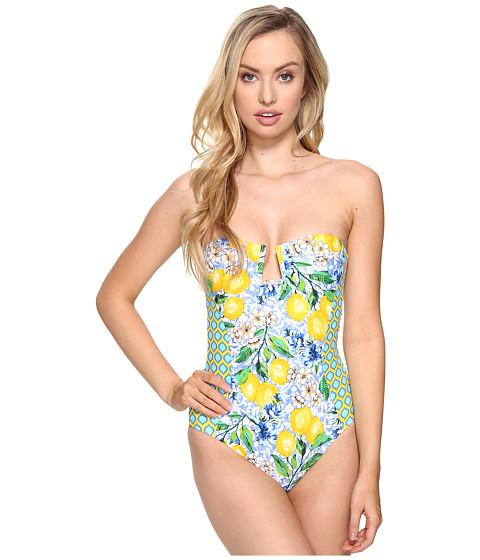 La Blanca - Limoncello Bandeau One-Piece (Multi) Women's Swimsuits One Piece