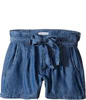 Ella Moss Girl - Sara Chambray Shorts (Big Kids)