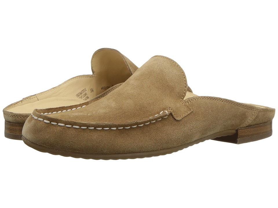 Paul Green Maxi Slide (Deer Suede) Women