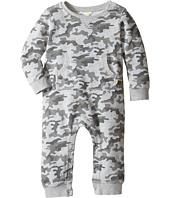 C&C California Kids - Long Sleeve Romper (Infant)